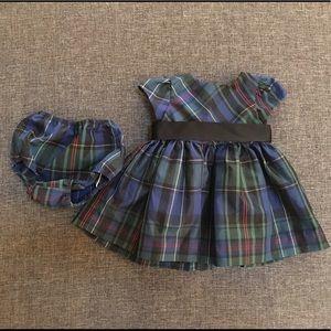 Ralph Lauren Holiday Dress 3 months